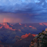 best month to travel to the grand canyon