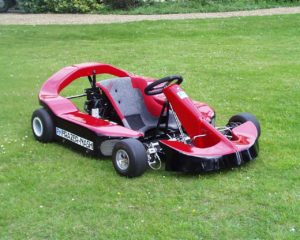 How to Build a Go Kart - Alicia's Online