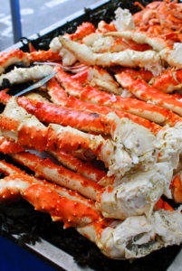 what eats crabs
